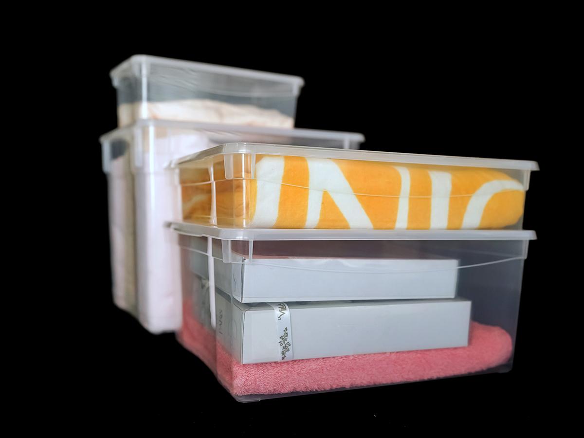Универсальный пластиковый контейнер, 5 л