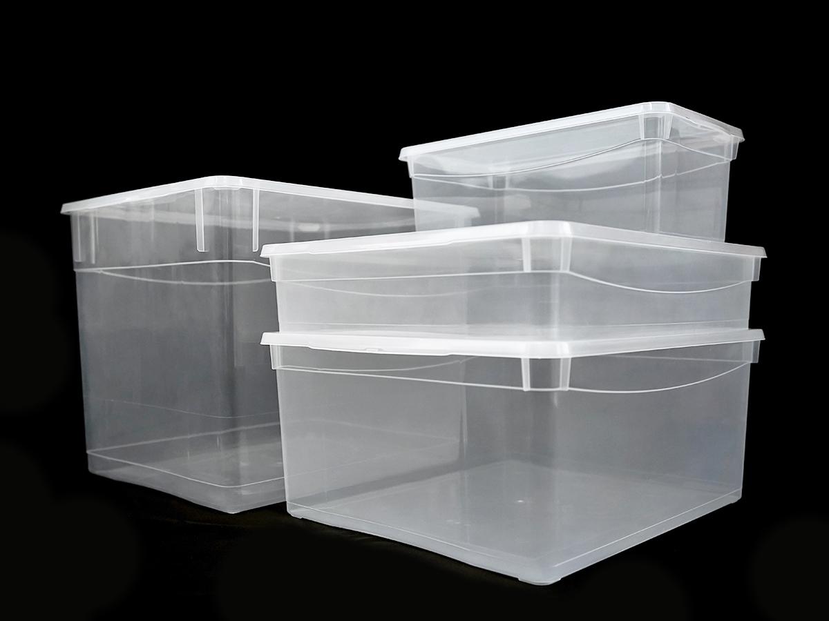 Универсальный пластиковый контейнер, 34 л
