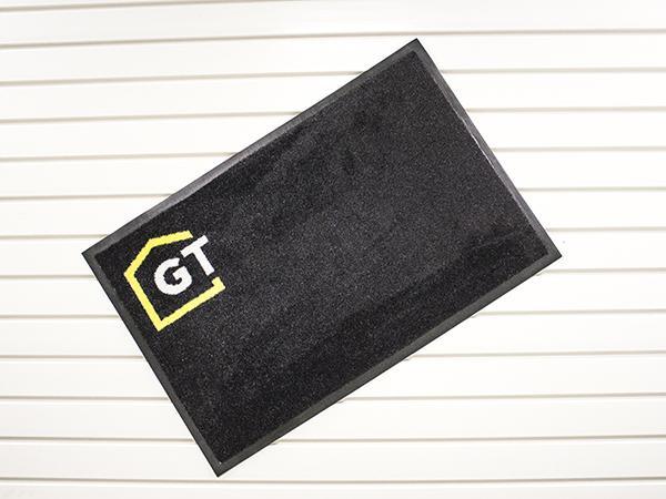 Коврик с логотипом GarageTek