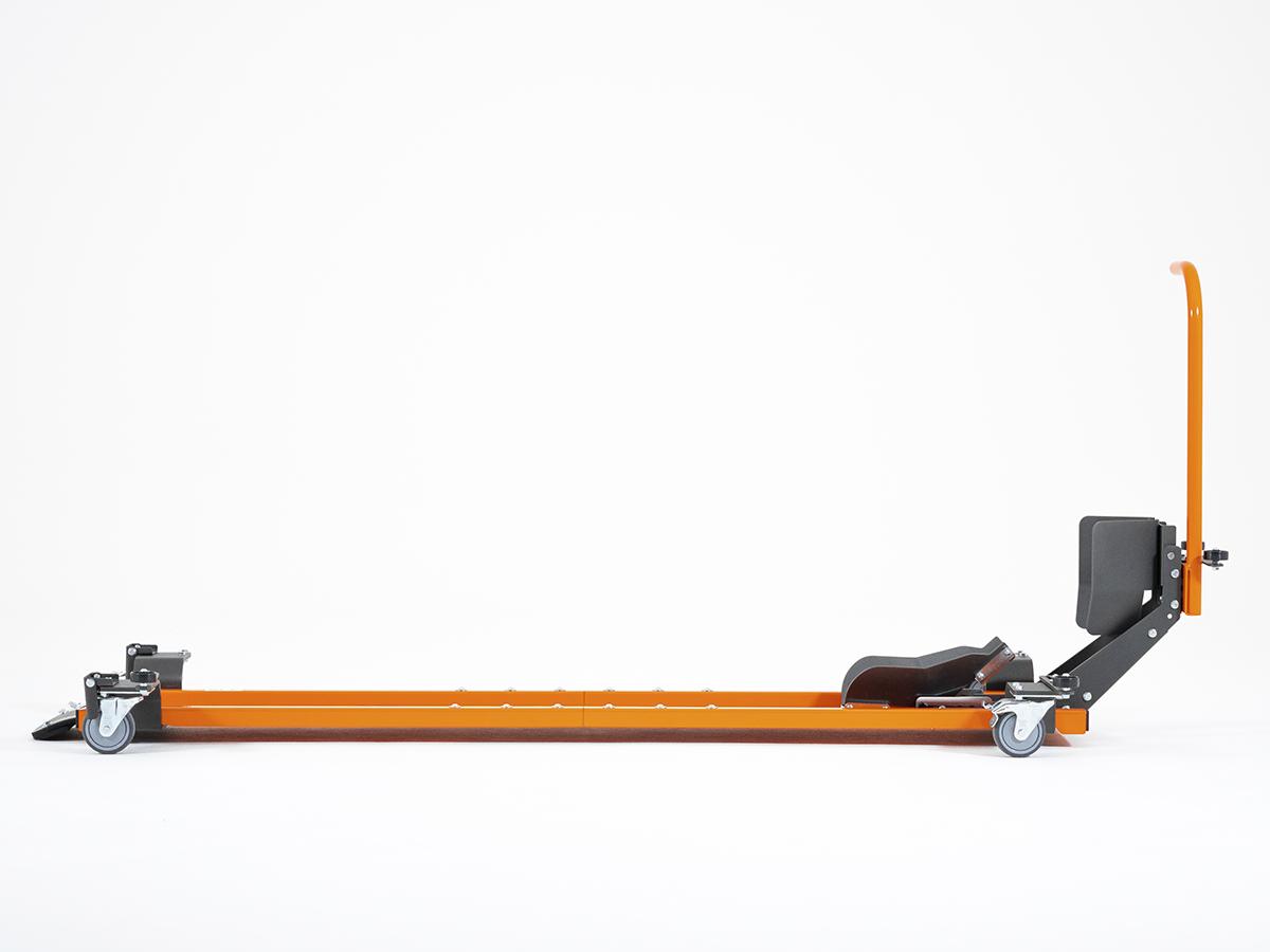 Универсальный мотопаркер оранжевый