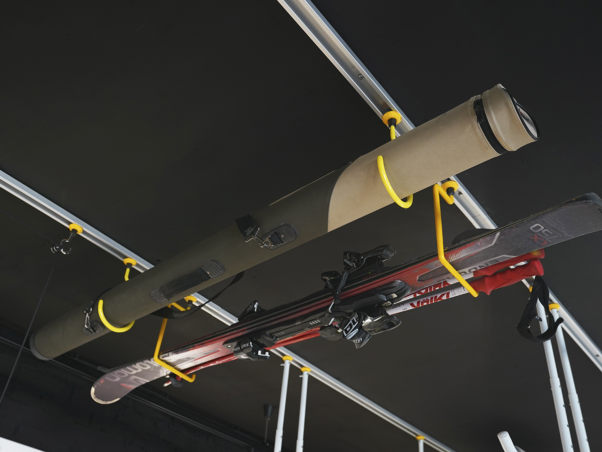 Рельс потолочной системы PowerTrak