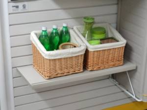 Навесные металлические полки для гаража купить купить гараж подземный мытищи