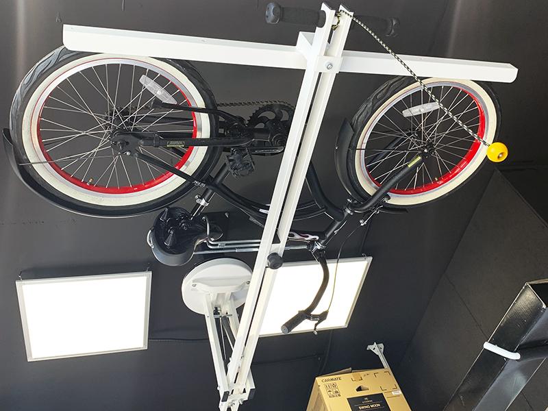 Велоподъемник потолочный FLAT-BIKE-LIFT