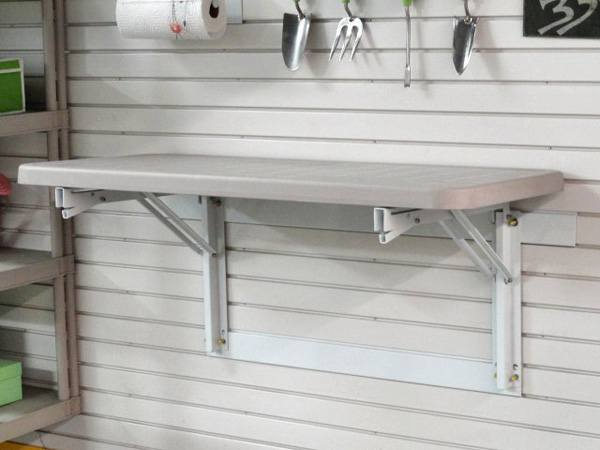 Раскладной стол в гараж