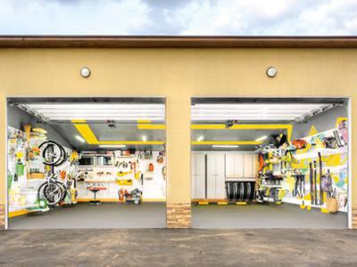 Идеальный гараж от ГаражТек в программе «Фазенда» на 1 канале