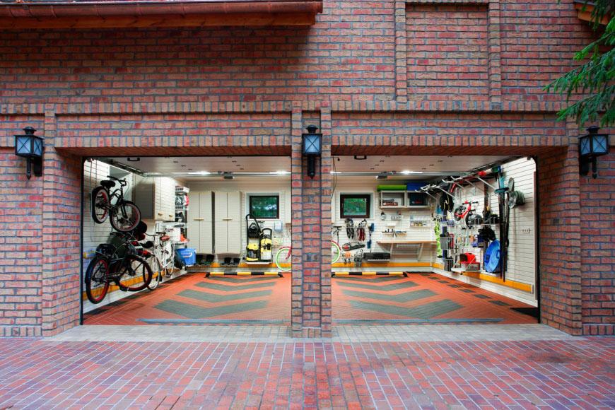 Высокотехнологичный гараж большой семьи в передаче «Чудо Техники» на НТВ