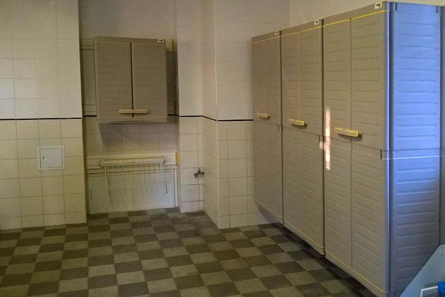 Система хранения и решение других задач в гараже артиста Игоря Верника