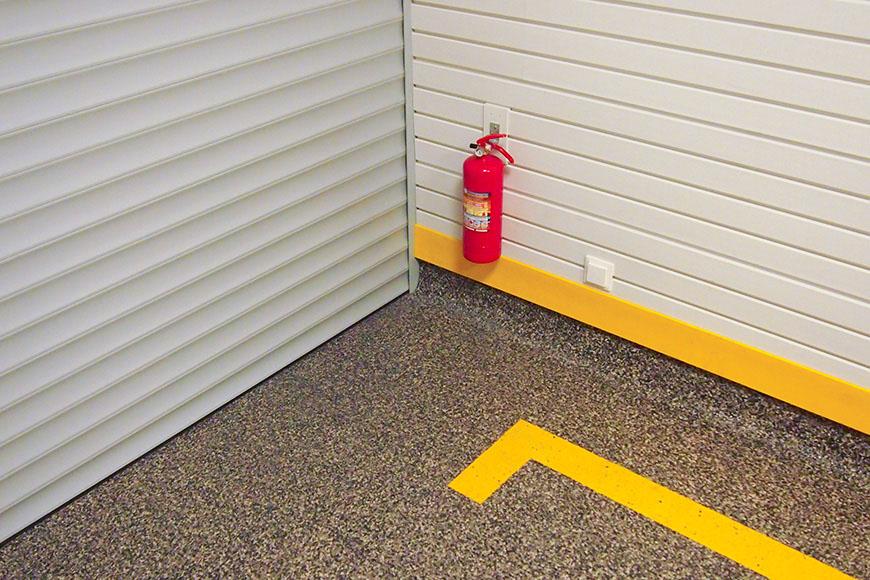 Замена гаражных ворот в стандартном боксе на 1 машину в ГСК